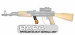 AK47 Wood Vertical Grip for Tippmann® 98®