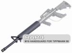 M16 Handguard and Rifled Barrel for Tippmann® 98®