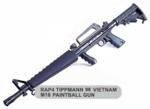 VietNam M16 Paintball Gun Package with Tippmann® 98®