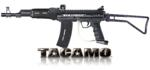 Tacamo AK74 Kit with Marker Package for BT Paintball Gun