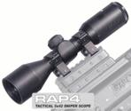 Tactical 5x42 Sniper Scope for Tippmann® X7®