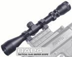 BT Paintball Gun Tactical 9x32 Sniper Scope