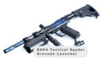 Spyder Tactical Grenade Launcher Package with Marker