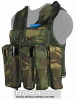 Tactical Ten Paintball Vest (British Disruptive Pattern Material