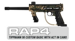 Tippmann® 98® Custom Platinum Series with ACT in Camo