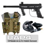Tippmann® 98® Custom Platinum with ACT and Electronic Tr