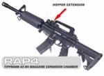 Hopper Extension for Tippmann® A-5®