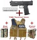 Pistol and Vest Package for Tippmann® TPX®