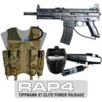 Tippmann® X7® Paintball Marker and Response Trigger Elit