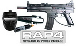 Tippmann® X7® Paintball Marker and Response Trigger Basi