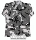 Urban Street Camo BDU Jacket Large