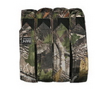 Vertical 4x MOLLE Paintball Pod Pouch (Realtree)