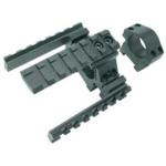 Tri-Rail Mount with Deluxe Weaver Rings for Tippmann® X7&reg