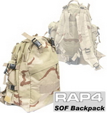 SOF Backpack (Desert Camo)