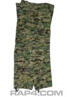 Digital Camo BDU Pants (MARPAT) 2X Large
