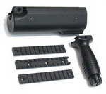 RAP5 Tactical Handguard with Rails