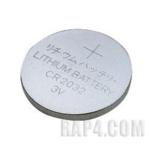 Lithium Button Battery CR2032 3V