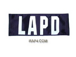 LAPD Patch - Large