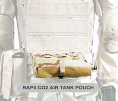 MOLLE Horizontal CO2 Air Tank Pouch (Small) (CADPAT)
