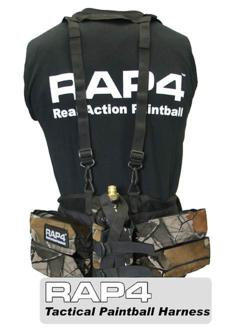 Paintball Harness (Realtree)