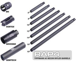 Spyder Compact 7/8 Inch Diameter 6 Inch Recon Rifled Barrel