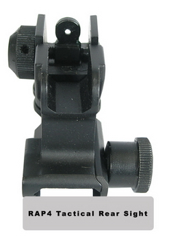 Tactical Rear Sight for BT TM15