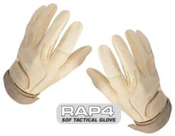SOF Tactical Gloves (Full Finger - Tan) Large