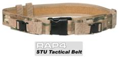 STU Tactical Web Belt (Eight Color Desert Camo)