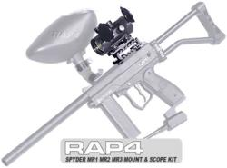 Spyder MR1 MR2 MR3 Mount and Scope Kit