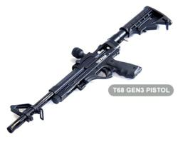 T68 Gen3 Tactical Pistol 1 Package with Marker