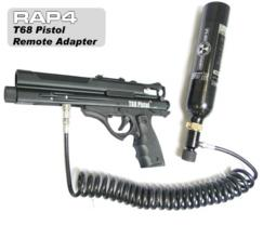 T68 Paintball Pistol Remote Adapter