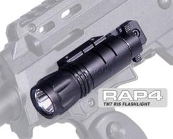 BT TM7 Paintball Gun RIS Flashlight