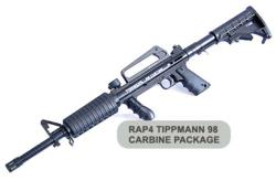 M4 Carbine Kit and Flexi-Air with Tippmann® 98®