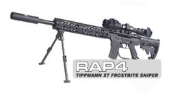 Frostbite Sniper Package with Tippmann® X7®