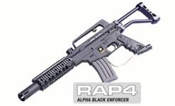 US Army Alpha Black Enforcer Kit with Marker Package
