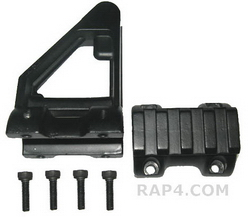 Integrated Front Sight for Spyder