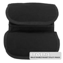 MOLLE Utility Pouch for Tactical Vest (Black)