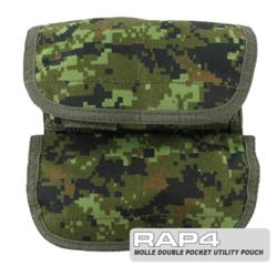 MOLLE Utility Pouch for Tactical Vest (CADPAT)