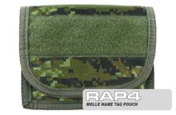 MOLLE Name Tag Pouch (CADPAT)