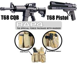 T68 Special Force Package with Marker