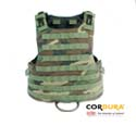 M.O.D. II Body Armor (Woodland Camo - Regular Size)