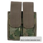 MOLLE M4/M16 Magazine Pouch (Eight Color Desert Camo)