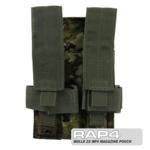 MOLLE 2X MP5 Magazine Pouch for Tactical Vest (Italian Camo)