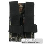 MOLLE 2X MP5 Magazine Pouch for Tactical Vest (Mossy Oak)