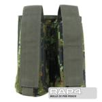 MOLLE 2X Pod Pouch for Tactical Vest (CADPAT)