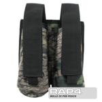 MOLLE 2X Pod Pouch for Tactical Vest (Mossy Oak)