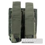 MOLLE 2X Pod Pouch for Tactical Vest (Tiger Stripe)