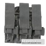 MOLLE 3X MP5 Magazine Pouch for Tactical Vest (ACU)
