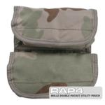MOLLE Utility Pouch for Tactical Vest (Desert Camo)