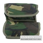 MOLLE Utility Pouch for Tactical Vest (DPM)